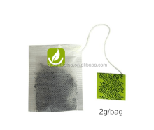 100%Natural high quality handmade Organic Green Teabag, hot sell, superior teabag with FDA, IMO