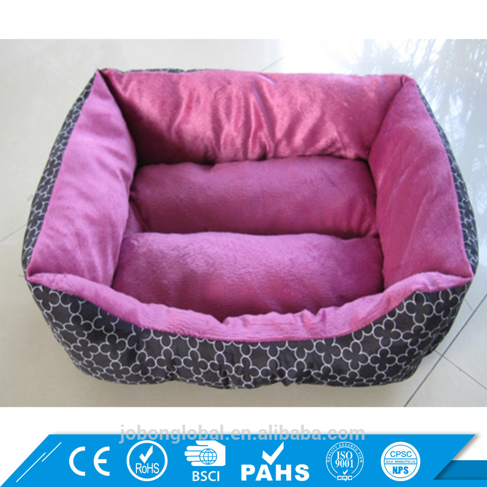 New Design Top Rated Memory Foam Small Pet cute dog beds