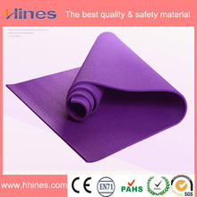 pvc yoga mat/foam sheet /roll for sport