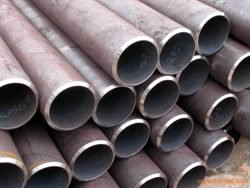 "online product selling websites 1/2"" to 6"" black seamless stee pipe/round steel tube 6"