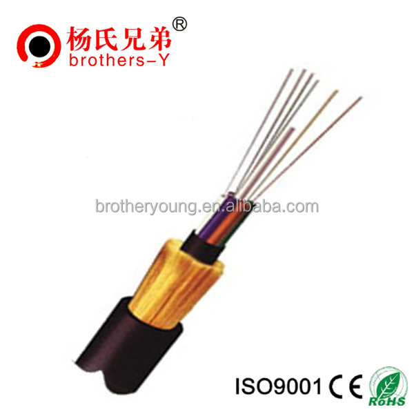 All-dielelectric Self-support outdoor cable ADSS Fiber Optic Cable