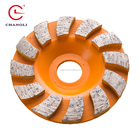 80mm 100mm Diamond Angle Grinding Cup Wheels for Concrete and stone