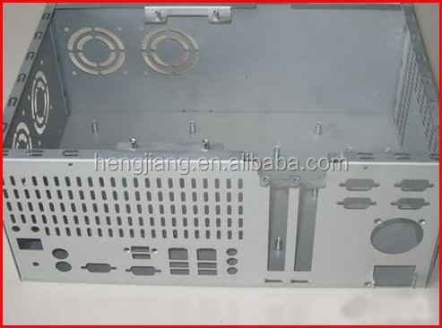 Processing high quality china aluminum computer casing/cases/parts