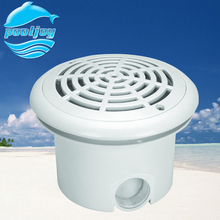 EM2832C Plastic Round Main Drain for concrete pool