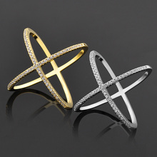 Fashion Jewelry Simple New Ladies Diamond Latest Gold Finger Ring Designs For Girls Womens With Prices