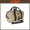canvas and genuine leather China duffle bag travel