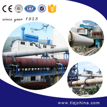Professional energy saving rotary calcination kiln for sale