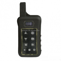hot sale 400 meter LCD control remote used dog training collar in low price