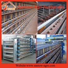 High quality latest wire quail layer cage