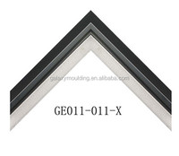 PS moulding with nice design use for picture frame and photo frame