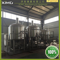 High quality top manway fermenter/stainless steel 304 double wall fermentation tank for sale