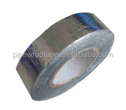 Self adhesive aluminum asphalt/ bitumen waterproofing sealing tape manufacture