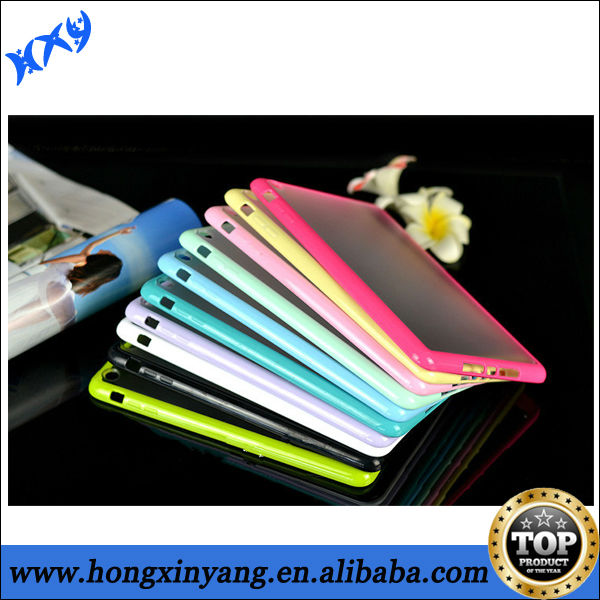 Ultra Thin Transparent Clear Hard Back Case Cover For iPad mini