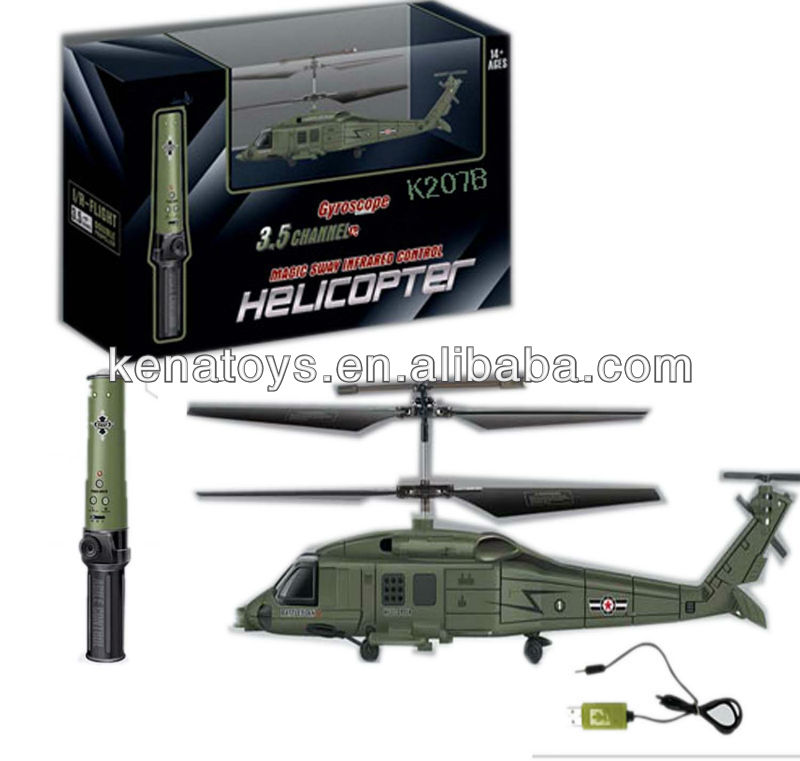 K5-119 3.5chanel outdoor and indoor rc helicopter/rc model /remote control helix