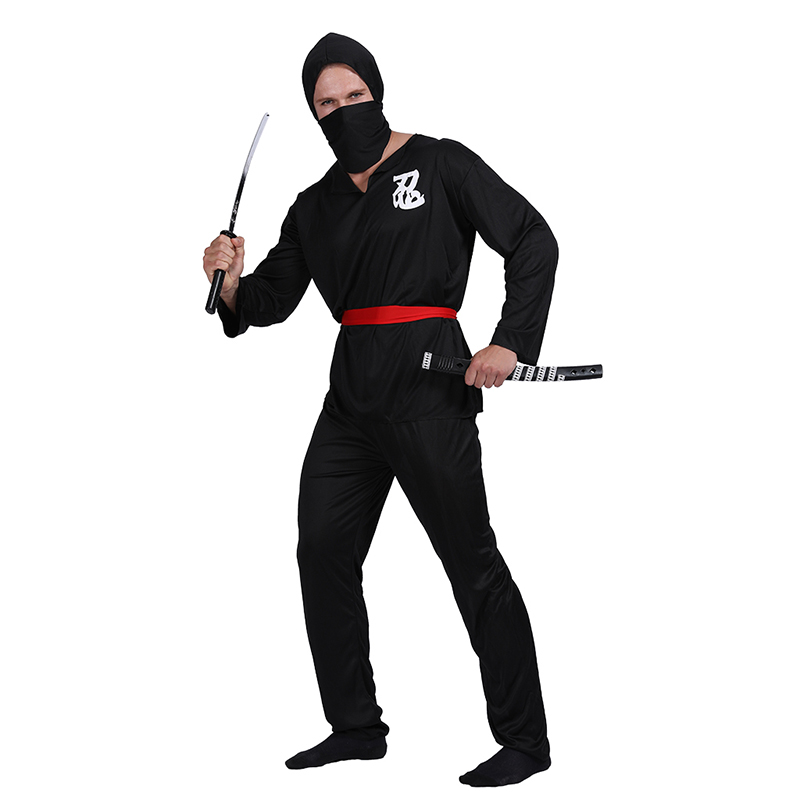 Wholesale Japanese men Anime Costume ninja assassin Naruto Cosplay Costumes