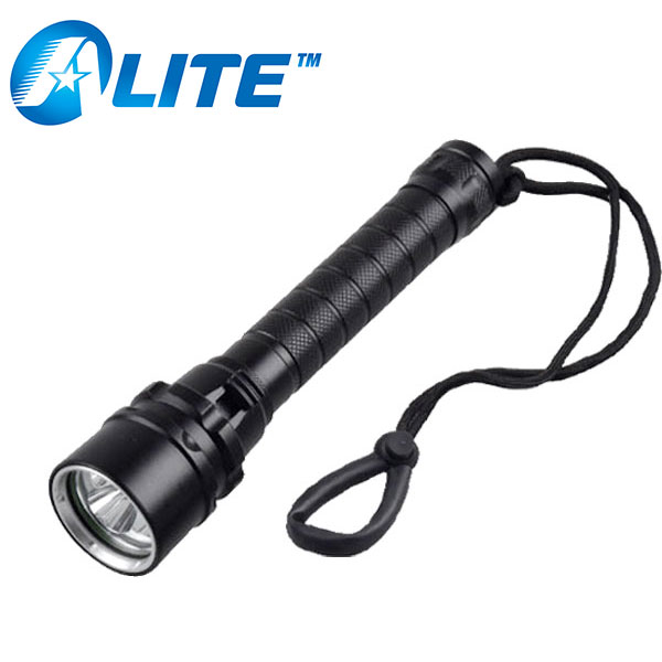 Diver Lamp 100M Underwater 6000LM 3x XM-L T6 LED Scuba Diving Flashlight Torch Waterproof LED Flash Light Lantern
