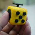 EDC light spinner toy fidget cube packing cubes