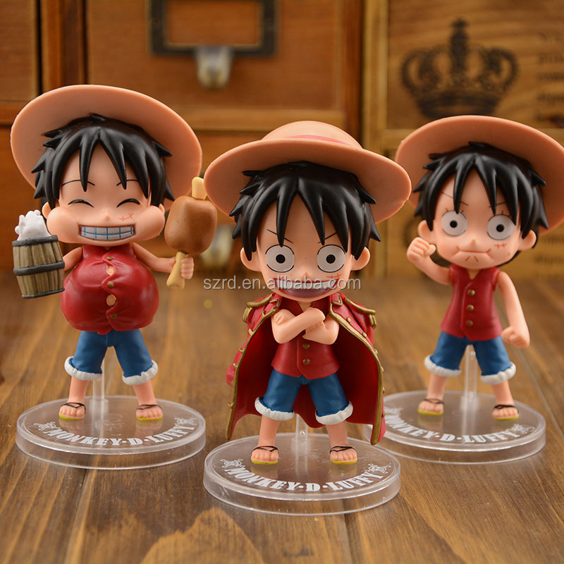 Realistic action figures one piece nimi model/OEM action figures factory/welcome your new design