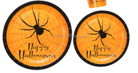Halloween Melamine Dinner Plates