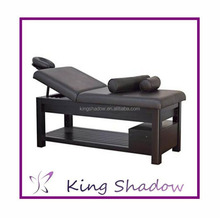 2015 beauty salon facial bed & massage electric beauty bed & massage bed spa equipment