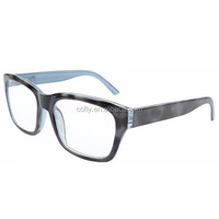 Large frame Design optics fashion reading glasses sunglasses