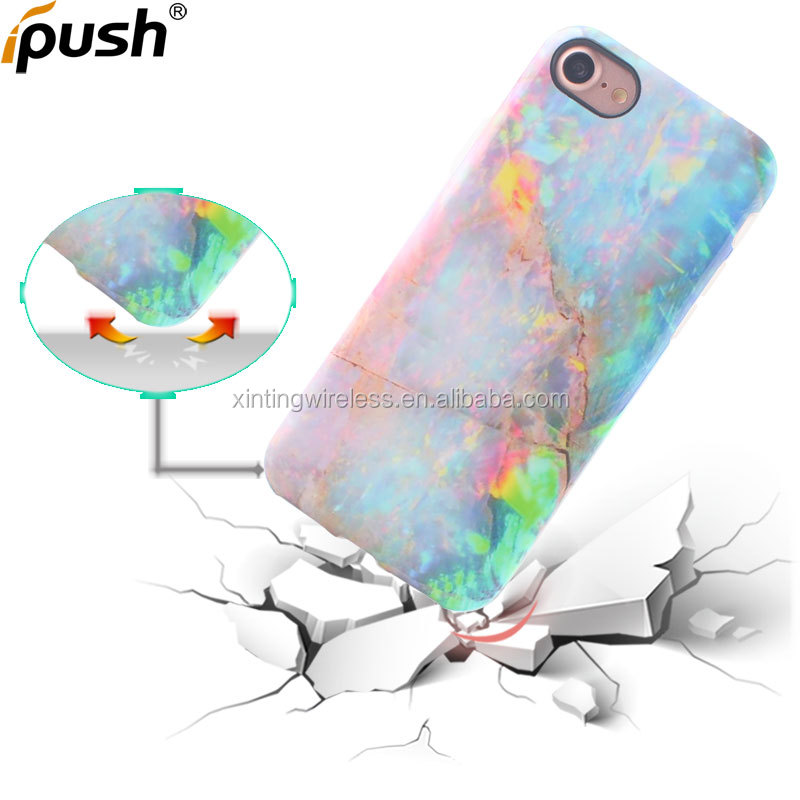 Free Sample China Supplier IMD full Printed Back Cover Case For iPhone 6/6s shockproof IMD marble tpu case