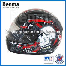 motorcycle half helmet,double visor helmet for motorcycle,safe with good quality and reasonable price
