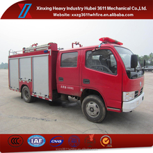 Best Quality Euro4 Dongfeng Water Tanker Fire Truck