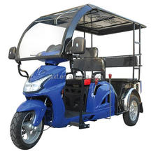 Handicapped tricycle with cover,110CC, 125CC