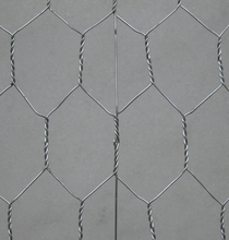 ISO High Quality PVC Coated Hot Dipped Galvanized Hexagonal Wire Mesh