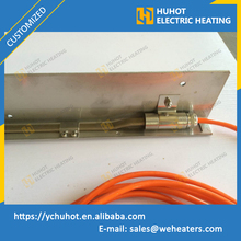 Railway snow melting heating resistance for Railway system