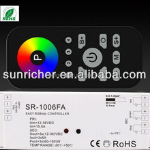 RF 10 zones RGBW remote controller system