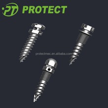 Dental implants orthodontic expansion screws