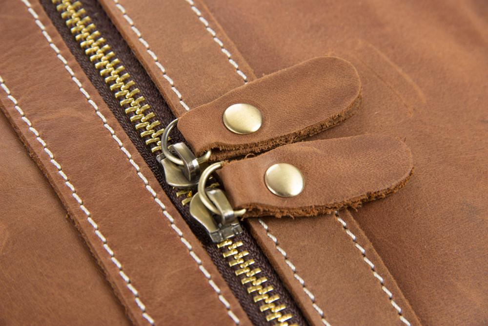 2016 Antique Custom Wholesale Top Grain Genuine Leather MensTravel Duffle Bag Holdall Luggage for Overnight Weekender   (9).jpg