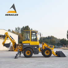 chinese mini hyundai backhoe loader with price