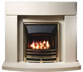 High temperature glass ceramics for fireplace glass