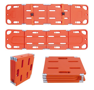 Durable water rescue ambulance plastic spine board