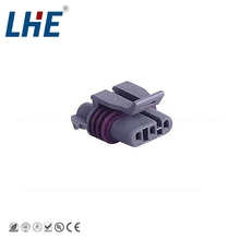 Delphi 12129946 Ped 3Pin Electrical Male And Female Cable Connectors
