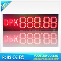 ac220v led price board for hotel use \ acrylic price list sign \ acrylic price sign holder