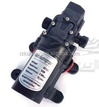 micro DC12V 24V self-priming High Pressure good quality water pressure booster pump