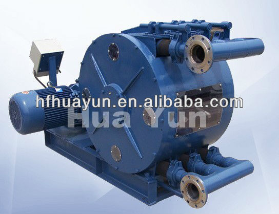 Hose pump for mines and minerals, pump for mining, mine dewatering pump
