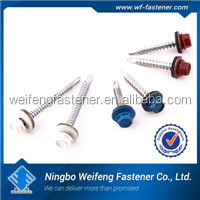 Ningbo Fastener Indristual self drilling screw taiwan with zinc plated China manufacurers&exporters&suppliers&importers