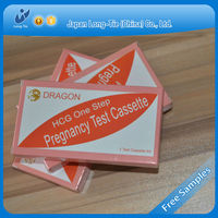 PREGNANCY URINE TEST KITS ULTRA SENSITIVE HCG / FERTILITY STRIP TESTS