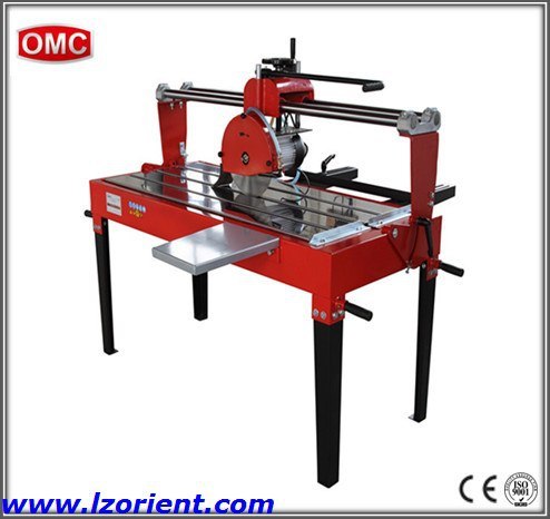 OSC-W Natural stone edge diamond cutting machine with 2000mm cutting length