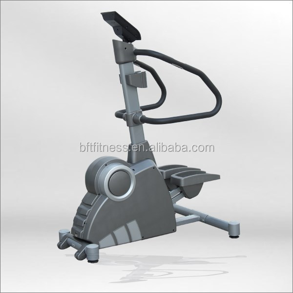 New trend mini stepper with handle bar commercial fitness exercise stepper
