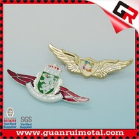 New Crazy Selling wings lapel pin