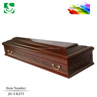 wholesale good price funeral coffin case