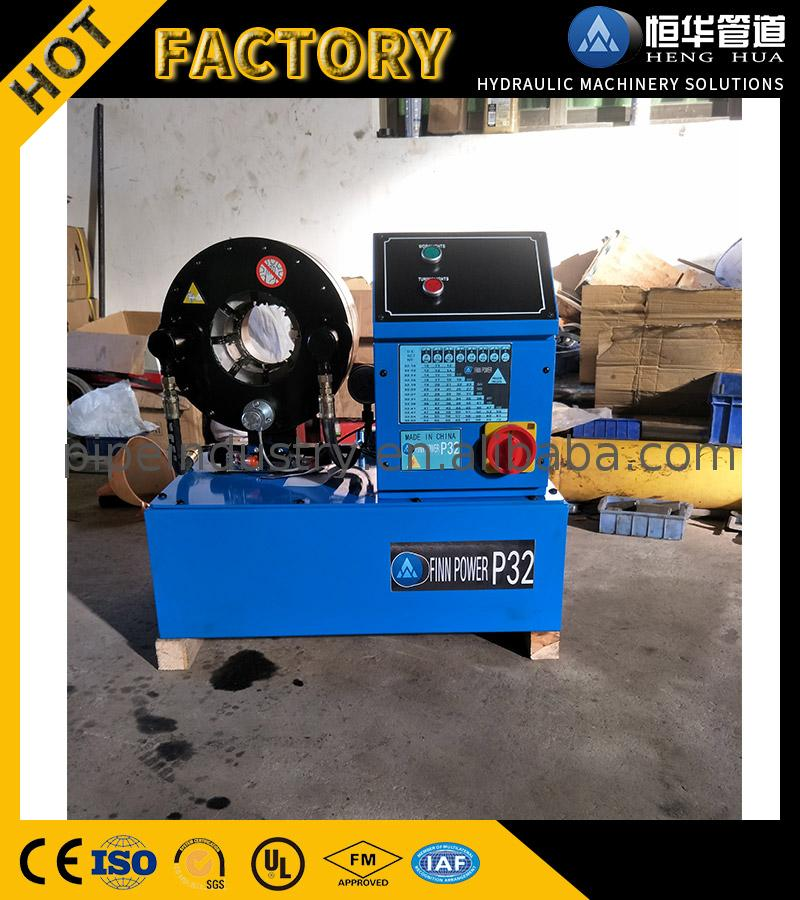 column / frame jaw type plc hydraulic hose crimping machine rubber moulding press vulcanzation