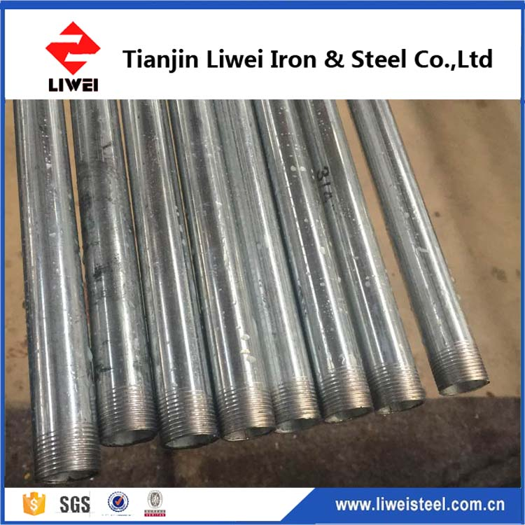 full hard sgcc din 1654 alloy steel pipe