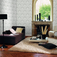 2015 Hot sales PVC vinyl wallpaper 3d wallpaper for home decoration design wallpaper